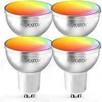 Bombilla LED WIFI Inteligente GU10 de 5W a