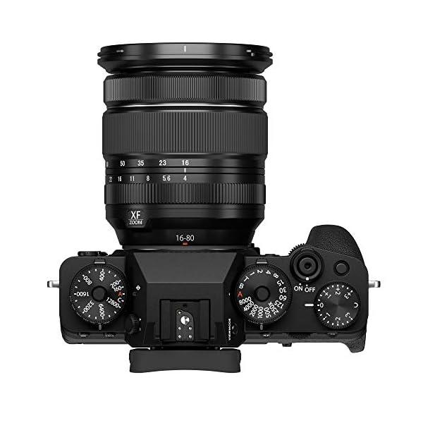 RetinaPix Fujifilm X-T4 Mirrorless Digital Camera (with 16-80mm Lens, Black)