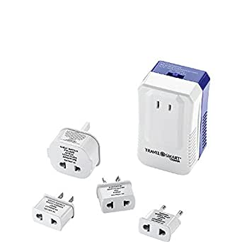 Travel Smart by Conair Convert-It-All Converter and Worldwide Adapter Set
