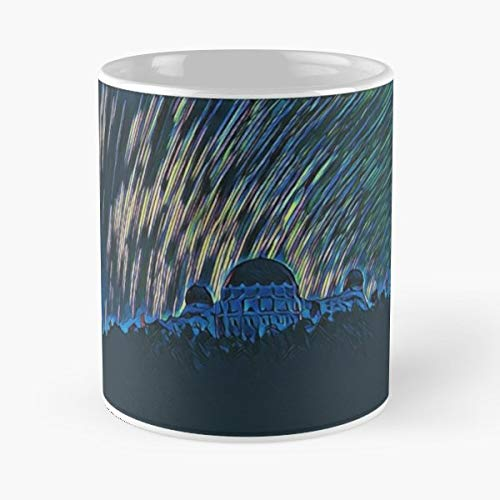 Griffith Park Observatory Gay Pride - Best Gift Ceramic Coffee Mugs 11 ()