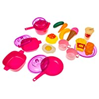 Toy Kitchens and Play Food