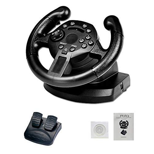 Greatown G29 Driving Force Rennlenkrad (geeignet für PS4, PS3 und PC) ()