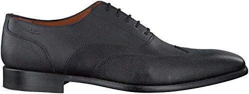 Schwarze Van Lier Business Schuhe 4132
