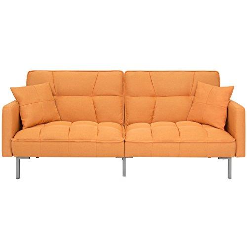 Orange Convertible - 7