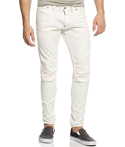 G-Star Raw Men's 5620 Low-Rise Tapered Slim Fit Jeans Col...
