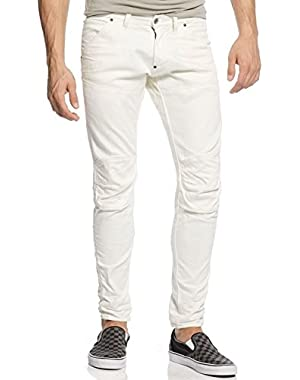 Men's 5620 Low-Rise Tapered Slim Fit Jeans Color: Aged 31x30