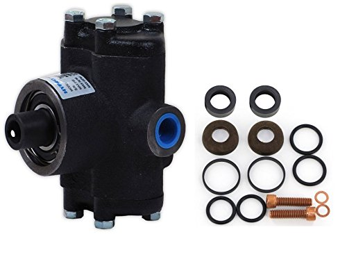 Hypro 5330C-HX Piston Pump with 3430-0008 Repair Kit (Bundle, 2 Items)