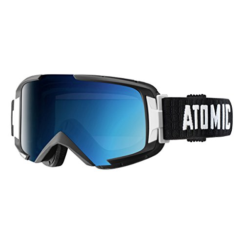 Atomic 2016/17 Savor ML Ski Goggles - AN510529 (Black/Mid Blue)