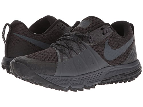 003 Anthracite Zoom de Black 4 Running anthracite Multicolore NIKE Compétition Wildhorse WMNS Air Femme Chaussures w7xY6Hx