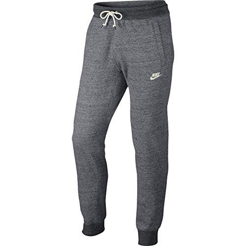 Nike Mens Sportswear Legacy Jogger Sweatpants Carbon Heather/Sail 805150-091 Size 2X-Large