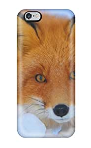 New Arrival Red Fox In Snow UbbeVZU8998HAgCt Case Cover/ 6 Plus Iphone Case