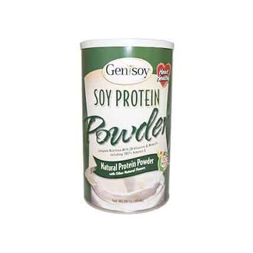 Genisoy Protein Shake Natural 16 - Products Shake Genisoy Soy Protein