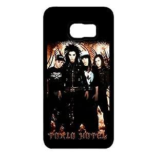 Tokio Hotel Phone Case Rock & Roll Tokio Hotel Samsung Galaxy S6 Edge Plus Phone Cover Full Protection Back Case Band Rock & Roll Tokio Hotel Phone Case 250