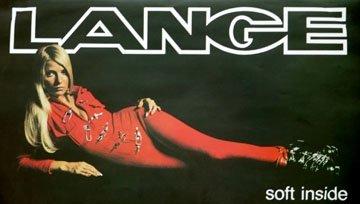 Lange Original Ski Poster - Soft Inside