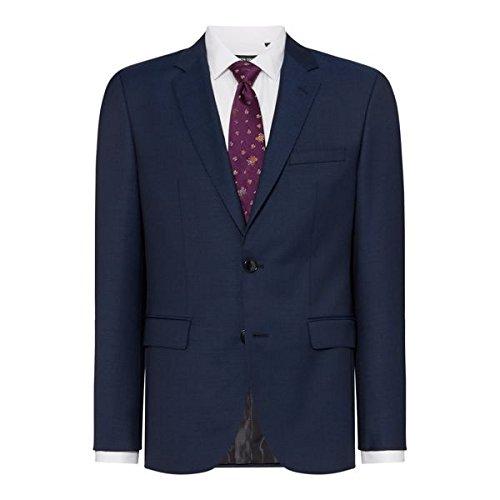 [フューゴ] メンズ ジャケット&ブルゾン Diamond Texture Suit Jacket [並行輸入品] B07F391NP4 44 Regular