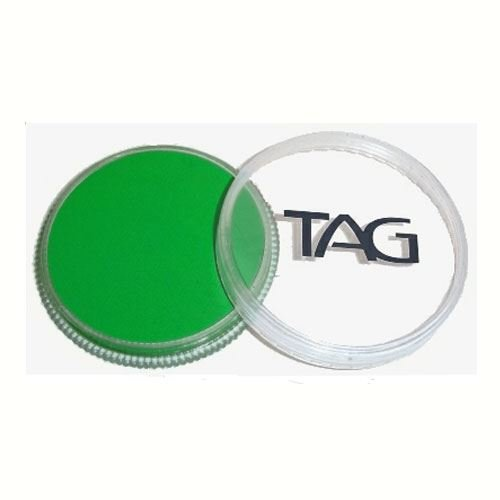 (TAG Face Paints -Regular Medium Green (32)