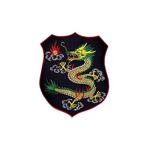 Dragon Shield Jacket Patch - 4 Dia. by Pro Force   B0086OJQVQ