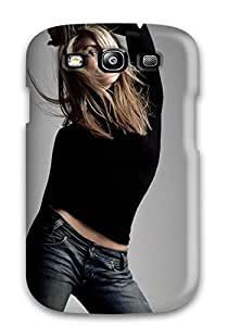 Awesome Billie Piper Flip Case With Fashion Design For Galaxy S3