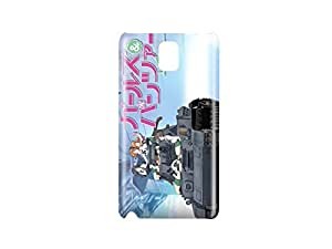 Girls Und Panzer Snap on Plastic Case Cover Compatible with Samsung Galaxy Note III 3
