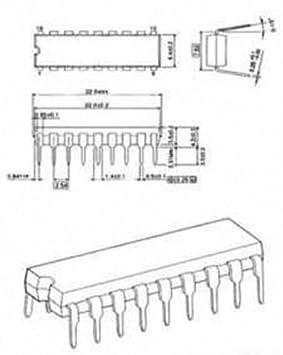 Stereo-tone/volume control circuit: Amazon co uk: Electronics