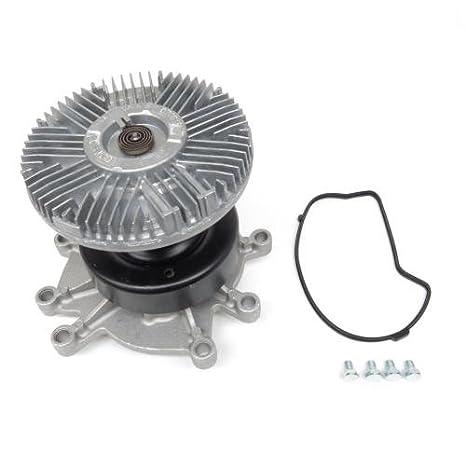 Nos Motor funciona Bomba de agua y conjunto de embrague Sustitución de ventilador (mck1006)