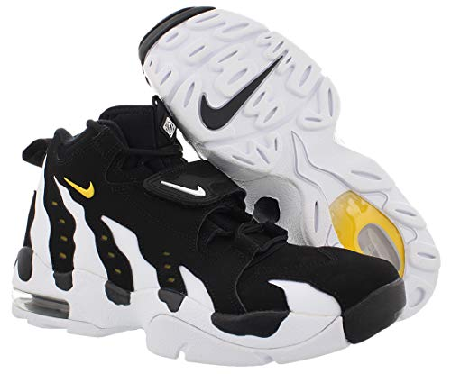 Nike Air DT Max 96 Men's High Top Sneakers, BlackVarsity
