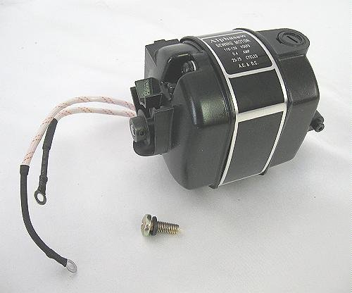 Desk Dave's Brand New 110-120 Volt Motor (American Household Current), Compatible with Singer Featherweight 221/222 Sewing ()