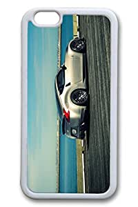 iPhone 6 plus Case, 6 plus Case - Shock-Proof White Rubber Cover for iPhone 6 plus Nissan 370Z Jdm Ultra Slim Fit Soft Rubber Case Bumper for iPhone 6 plus 5.5 Inches