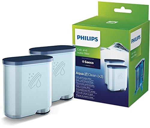 Philips CA6903/22 pieza y accesorio para cafetera Filtro de agua - Filtro de cafe (Filtro de agua, De plastico, Suiza, 2 pieza(s))