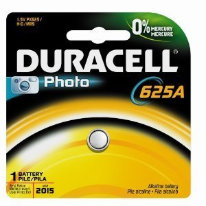UPC 041333165059, Duracell PX625ABPK Photo Alkaline Batteries, Size 1.5 Volt