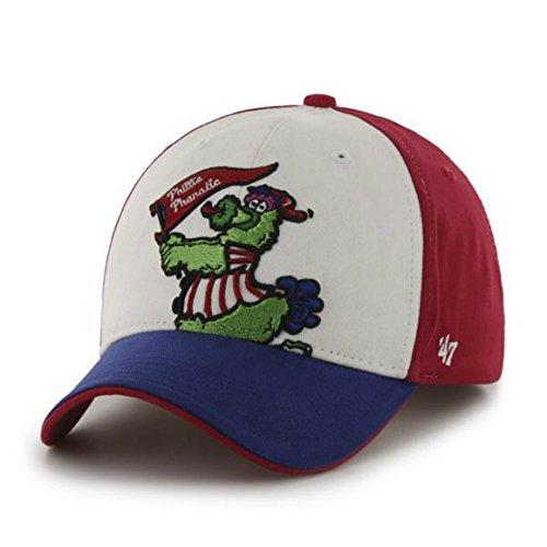 MLB Philadelphia Phillies Youth Philly Fanatic MVP Kids Adjustable Hat