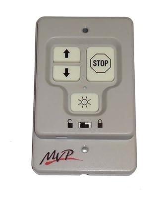 ALLSTAR Garage Door Openers 110838 Wall Console