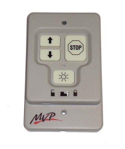 Allstar Garage Door Openers 110838 Wall Console