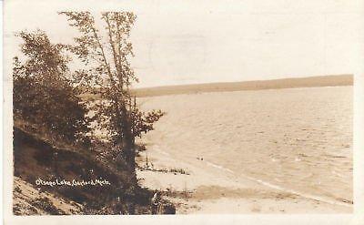 F8540 MI, Gaylord Otsego Lake Photo Postcard ()
