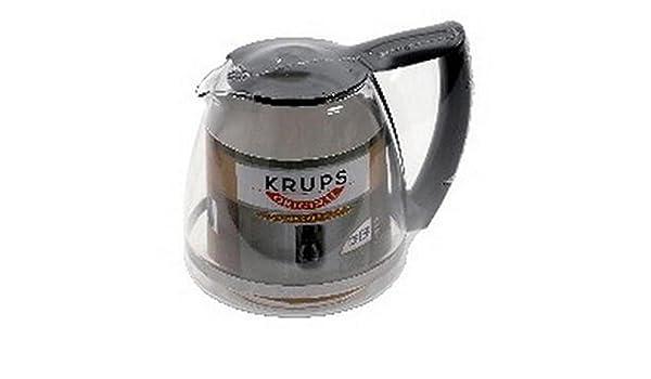 Krups F536 F538 - Cafetera de espresso: Amazon.es: Hogar