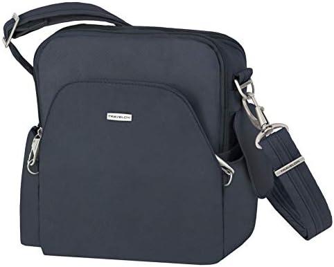 Travelon Anti-Theft Classic Travel Bag, Midnight, One Size