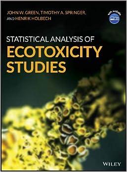Descargar El Autor Torrent Statistical Analysis Of Ecotoxicity Studies Gratis PDF