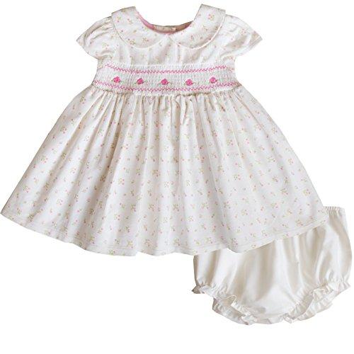 newborn smocked dresses - 1