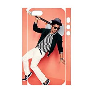 PCSTORE Phone Case Of Bruno Mars For iPhone 5,5S