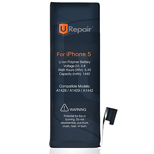 iphone 5 battery replacement urepair iphone 5g battery replacement repair kit buy 1084