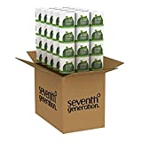 Seventh Generation Bathroom Tissue, 2 Ply Sheets, 500 Count (Pack of 60) (120-ROLLS)