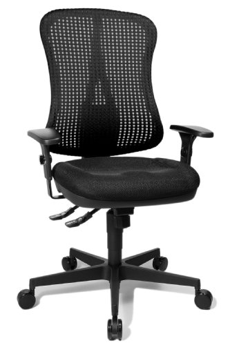 Topstar Bürodrehstuhl schwarz