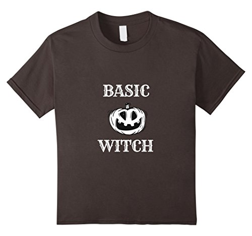 Kids Halloween Costume Party Basic Witch Men Women Tshirt 12 (Basic Halloween Costumes Ideas)