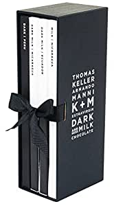 K+M Extravirgin Chocolate Four-Pack Gift Box