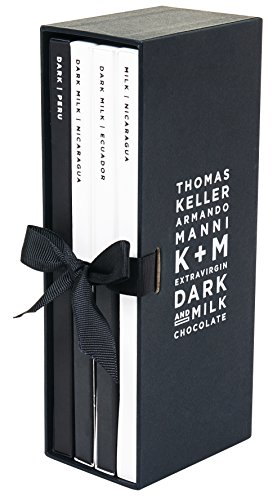 K+M Extravirgin Chocolate Four-Pack Gift - Ca In Stores Napa