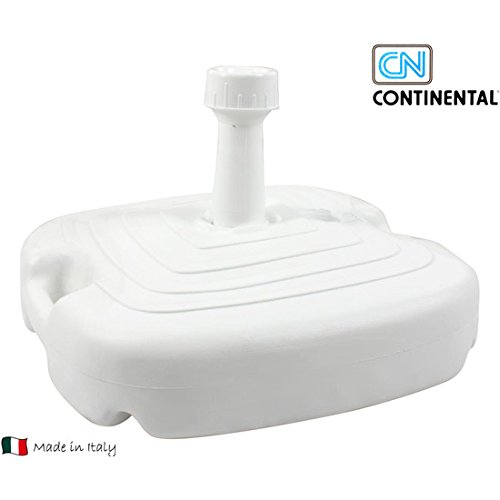 BASE SOMBRILLAS CUADRADA BLANCA SUMMER CN CONTINENTAL