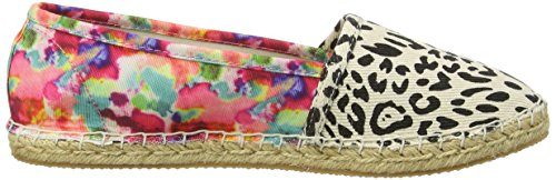 Rocket DogTemple - Alpargatas para Mujer Multicolor (Hot Trot/Wild One)