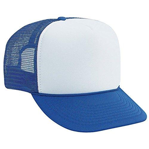 Classic Foam Front Mesh Back Trucker Baseball Cap Hat (Foam Classic Mesh Truckers Cap)