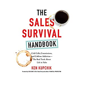 The Sales Survival Handbook Audiobook