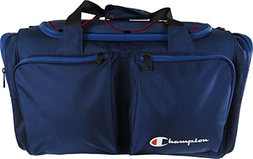 Champion Mindset Large Duffle, Cruising Blue